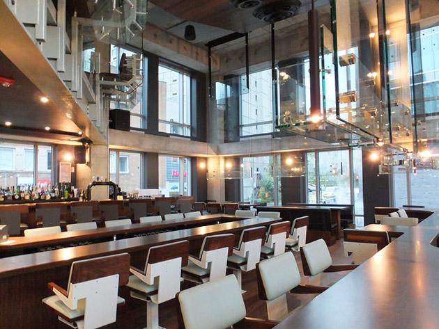 Bar à huître Notkins