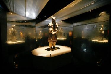 Exposition Empereur Guerrier de Chine